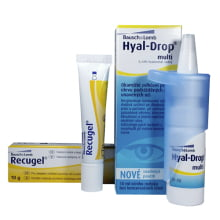 Hyal-Drop multi 10 ml a Recugel 10 g