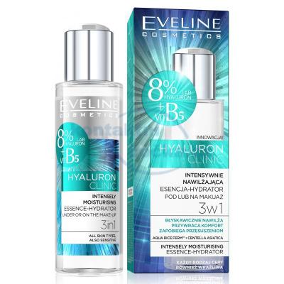 Eveline HYALURON CLINIC intenzivně hydratační esence 110 ml