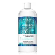 Eveline Hyaluron Clinic Ultra hydratační micelární voda 3v1 500 ml