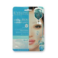Eveline HYALURON Ultra hydratační pleťová maska textilní 1 kus