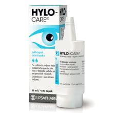 zvlhčovací oční kapky bez konzervantů HYLO-CARE 10ml