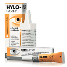 HYLO-PARIN 10 ml a PARIN-POS 5 g