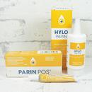 HYLO PARIN 10 ml a PARIN POS 5 g 1/3