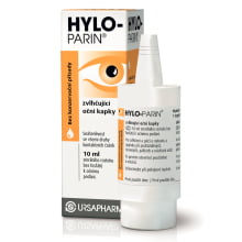 zvlh�ovac� o�n� kapky bez konzervant� HYLO-PARIN 10ml