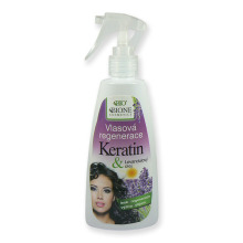 Vlasová regenerace Keratin + Levandulový olej 260 ml