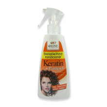 Bione Cosmetics Bezoplachový kondicionér Keratin + Panthenol 260 ml