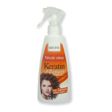 Bione Tekuté vlasy Keratin + Panthenol 260 ml