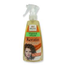 Keratin + Panthenol vlasová infuze 260 ml