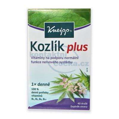 Kneipp Kozlík plus 40 dražé/1