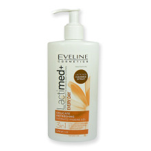 Eveline  Lactimed+ EVERY DAY 3v1 intimní gel 250 ml