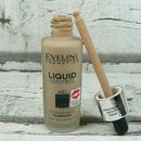 Eveline Liquid Control HD make-up 32 ml  030 SAND BEIGE s kapátkem