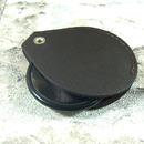 Lupa skleněná v pouzdře koženém LK45 - zavřené