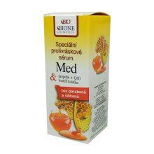 Bione Cosmetics Med + Q10 speciální protivráskové sérum 40 ml