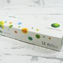 MyDay (30 čoček) jednodenní kontaktní čočky - boční pohled