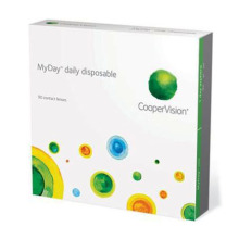 CooperVision MyDay daily disposable (90 čoček)