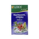 Bylinný čaj Leros Natur Nachlazení, chřipka 20x 1,5 g/1