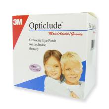 Opticlude Maxi Okluzor náplasti 5,7 x 8,2 cm - 100 ks