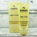 Kawar Night cream 60 ml - noční pleťový krém s minerály z Mrtvého moře