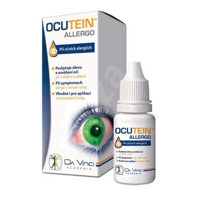 oční kapky OCUTEIN Allergo 15 ml