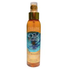 Eveline Oils of Nature Luxusní suchý olej + hydratační sérum na tvář i tělo 125 ml