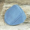 Okluzor - látkový modrý
