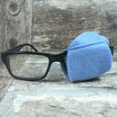 Okluzor látkový - modrý