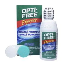 roztok na čočky OPTI-FREE Express 120 ml s pouzdrem