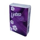 Papírové kapesníčky Satin mini třívrstvé Linteo 10 kusů - fialové