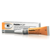 oční mast PARIN-POS 5g