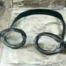 Plavecké brýle dioptrické - černé