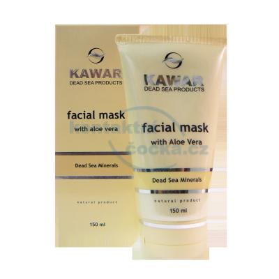 Kawar maska na obličej