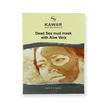 Kawar Pleťová maska s aloe vera a minerály z Mrtvého moře 75 ml