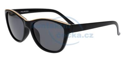 sluneční brýle Point 289022 001 56/17