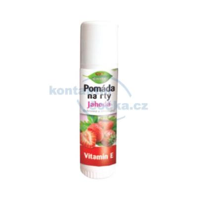 Bione Pomáda na rty Jahoda 6,5 ml