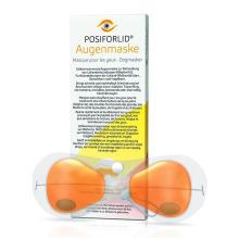Posiforlid samozahřívací oční maska 1 ks