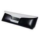 Pouzdro na brýle dámské dvoubarevné 700001 - černobílé