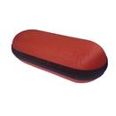 Pouzdro na brýle sportovní se zipem 463 - červené