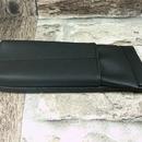 Pouzdro na brýle pánské s příhrádkami na tužky - 701009 černé