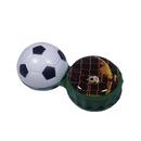 Pouzdro na kontaktní čočky 3D - fotbal