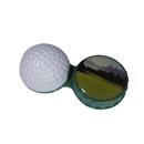 Pouzdro na kontaktní čočky 3D - golf