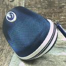 Pouzdro sportovní zipové - Etuica 800146 modré