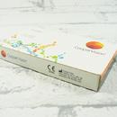 Proclear (6 čoček) měsíční kontaktní čočky - boční pohled