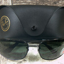 sluneční brýle Ray Ban RB 3445 00258 s pouzdrem