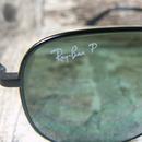 sluneční brýle Ray Ban RB 3519 0069A - detail loga