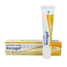 oční gel Recugel 10 g