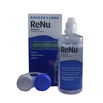 roztok na čočky ReNu MultiPlus 120 ml s pouzdrem