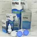 roztok na kontakní čočky ReNu MultiPlus 360 ml a 60 ml a oční kapky Renu Drops 8 ml - kruh 1