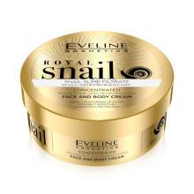 Eveline ROYAL SNAIL Výživný regenerační tělový krém 200 ml
