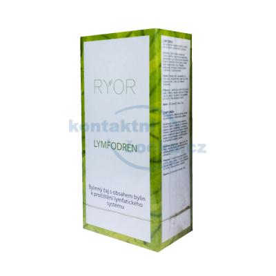 Bylinný čaj LYMFODERM Ryor - 20 sáčků/1