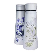 Pleťové mléko a bylinné tonikum RYOR 2x 200 ml